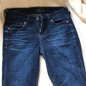 Lucky Brand Brook Boot Jeans